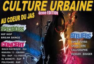 Culture Urbaine au Coeur du Jas «4ème édition» – Atmf Aix en Provence