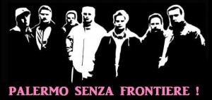Palermo Senza Frontiere LOGO