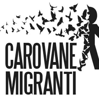 carovane migranti logo