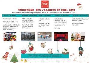 Les vacances à Argenteuil