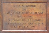 Vidéo – A la mémoire de Brahim Bouarram et de toutes les victimes de crimes racistes