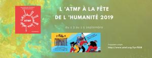 L'ATMF à la fête de l'Humanité 2019
