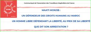 Maati MONJIB : un défendeur des droits humains au Maroc
